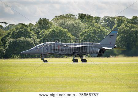 Jaguar Fighter Jet