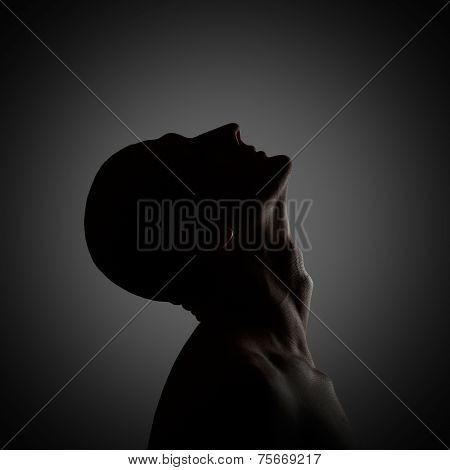 Creepy Silhouette