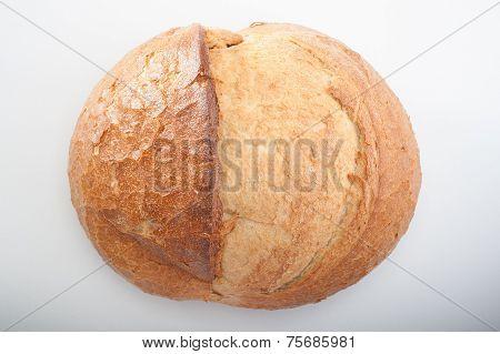 Turkish Round Tas Firin Bread