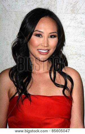 LOS ANGELES - MAR 12:  Dorothy Wang at the Kode Magazine Spring 2015 Cover Party at the The Standard on March 12, 2015 in West Hollywood, CA