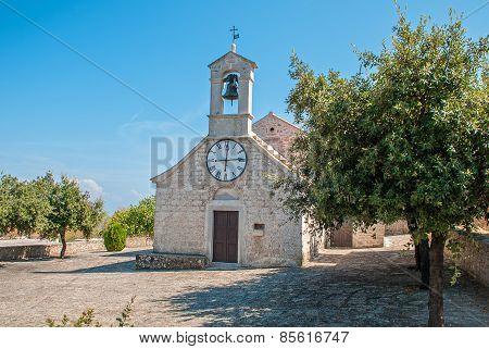 Croatian church