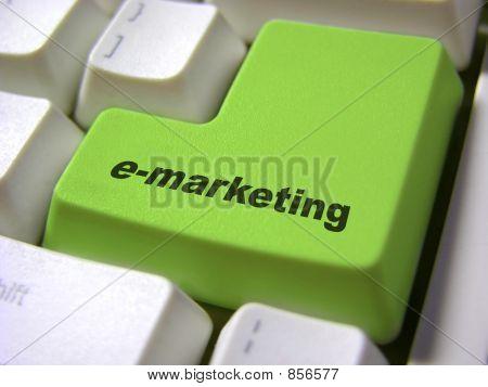 E-Marketing Button