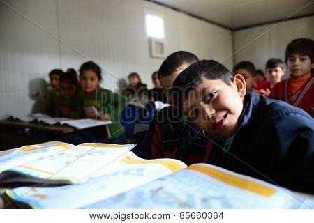 School for refugees