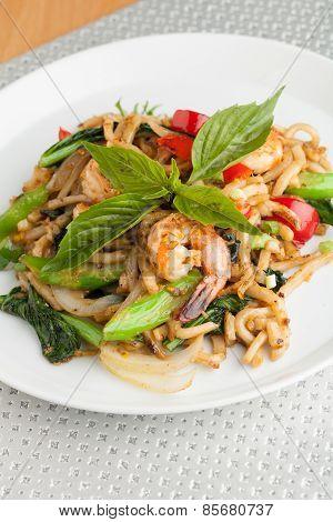 Tasty Thai Shrimp Stir Fry