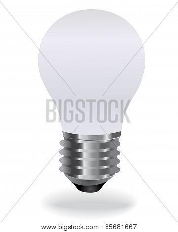 Energy-Efficient Soft White Bulb