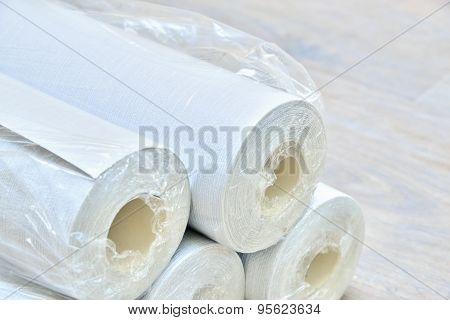 Gray Wallpaper Rolls