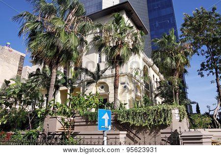 Rothschild Boulevard, 46, Tel Aviv