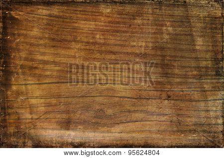 Rough Weathered Wood Grain