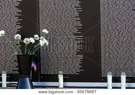 Vietnam Wall Panels