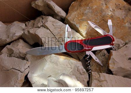 Knife Folding
