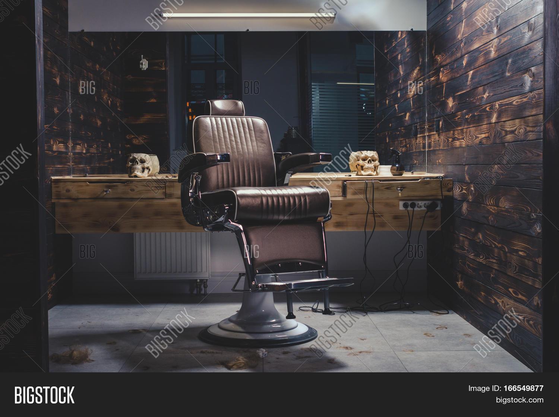 stylish vintage barber image photo free trial bigstock