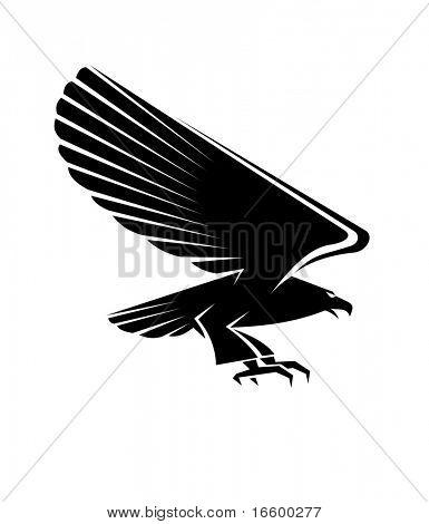 Adler-Tattoo. JPEG-Version auch erhältlich