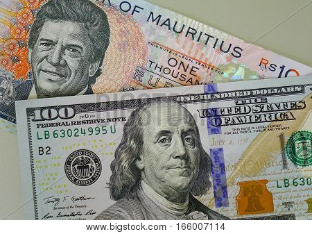 Portraits On Banknotes