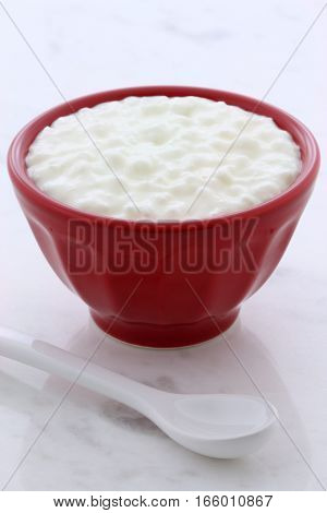Fresh And Healthy Cottage Cheese