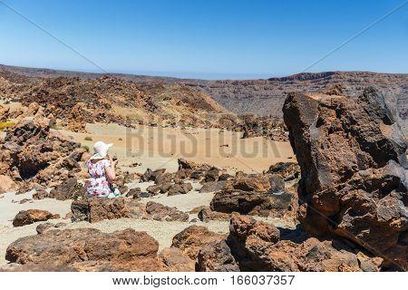 El Teide Volcano in Tenerife Canary Islands Spain