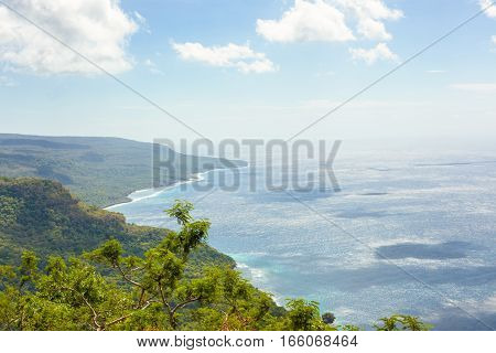 East Timor Coastline