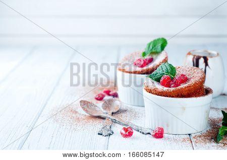 Homemade Delicious Souffle