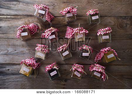 Small Pantry Of The Aromas
