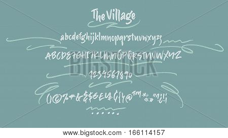 Village.eps