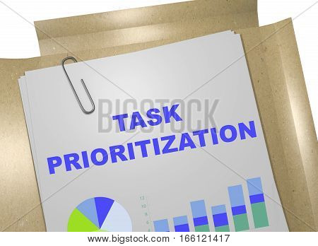Task Prioritization Concept