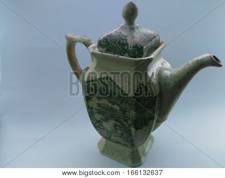 teapot photo han dynasty relics of ancient jars