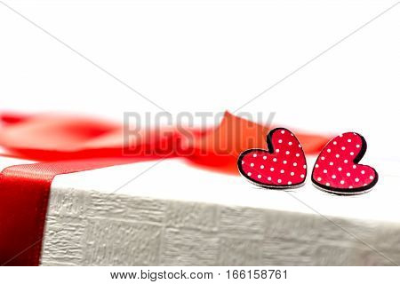 Valentines day and Sweetest day love concept and idea