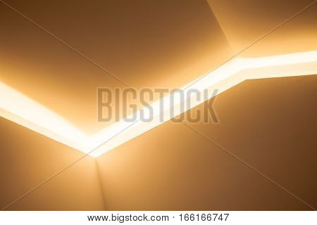 Abstract Contemporary Background