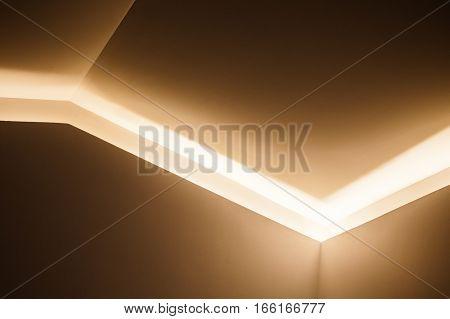 Abstract Architecture Design, Light Niche