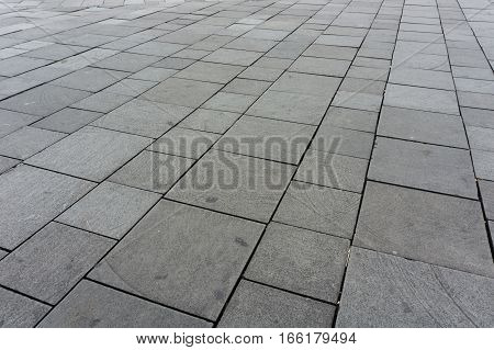 Pavement block texture photo taken in Jakarta Indonesia java