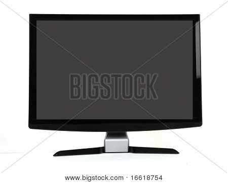 a photo of a flat screen tv or computer monitor