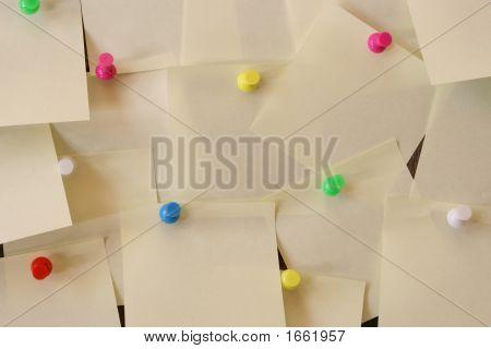 Notes Close-Up