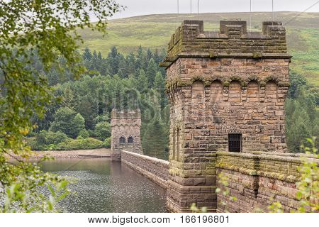 Derwent Reservoir In The Upper Derwent Valley