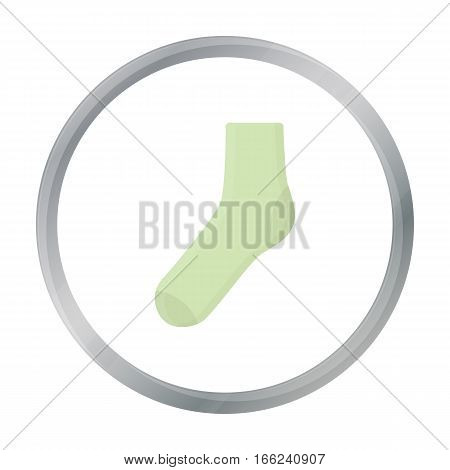 Socks icon of vector illustration for web and mobile design - stock vector