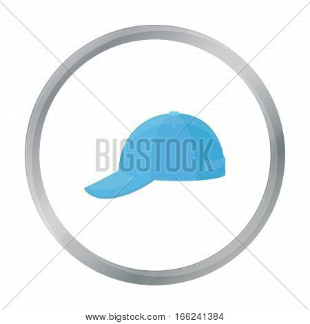 Cap icon of vector illustration for web and mobile design - stock vector