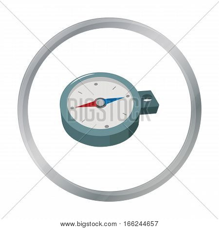 Compass icon of vector illustration for web and mobile design - stock vector