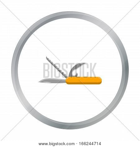 Knife icon of vector illustration for web and mobile design - stock vector
