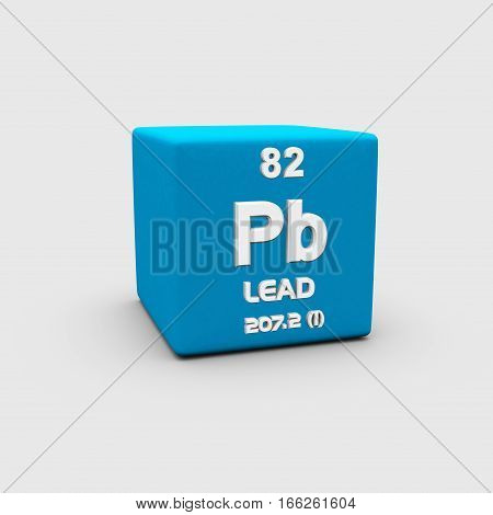 Lead is a chemical element in the carbon group with symbol Pb and atomic number 82.