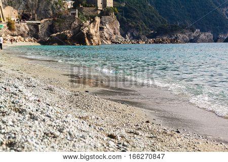 Monterosso al mare Cinque terre Liguria Italy