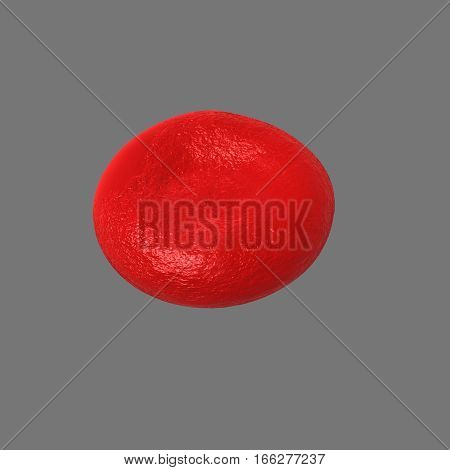 A blood cell, also called a hematocyte, is a cell produced by hematopoiesis and is normally found in blood.
