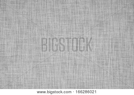 Plain gray fabric for background, cotton textile
