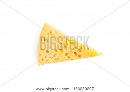 491807 Piece Of Cheese Close Up