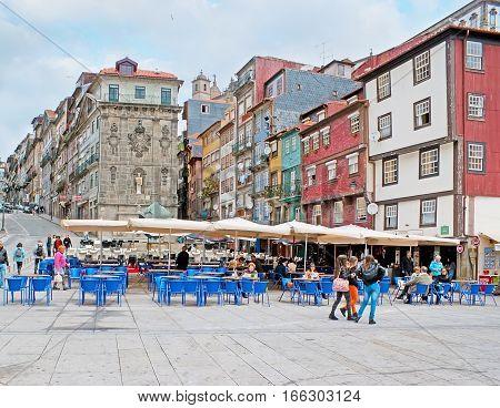 Cafes At Ribeira Square