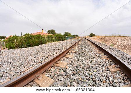 Train Rail Road