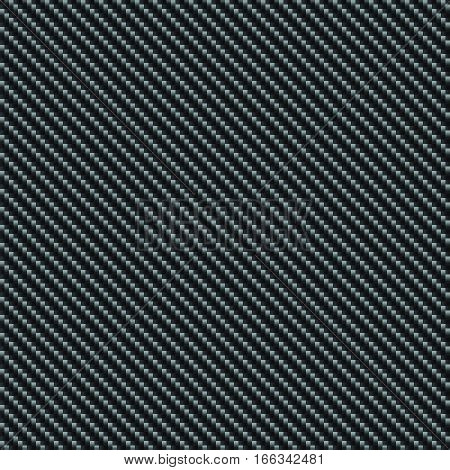 Carbon fiber seamless pattern. Vector carbon fiber vector background texture. Technology stripes.