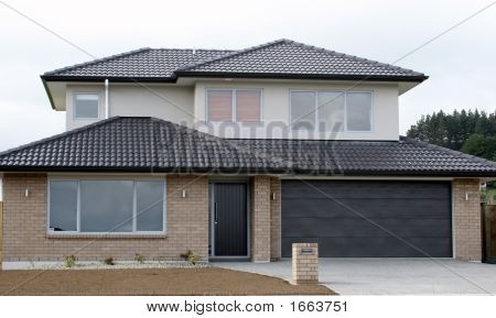 Generic Modern House