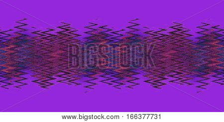 Violet geometric pattern as abstract background.Digitally generated image.