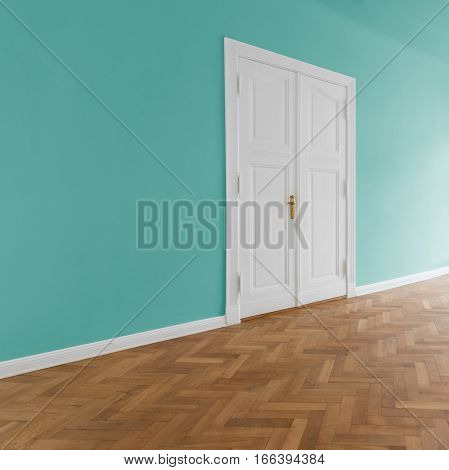 Home Interior - Real Estate - Empty Room