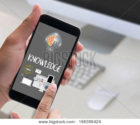 Distance learning online webpage KNOWLEDGE work academics, case