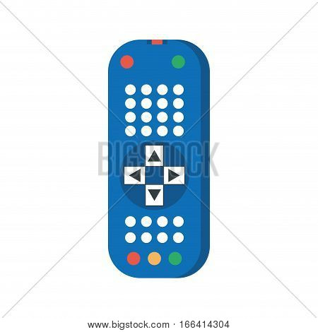 tv control remote channel vector illustration eps 10