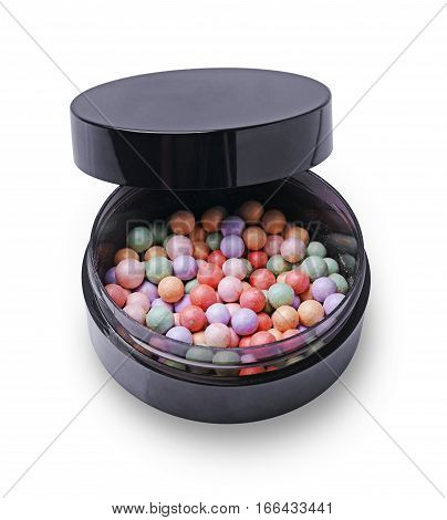 Multicoloured Corrector Face Powder